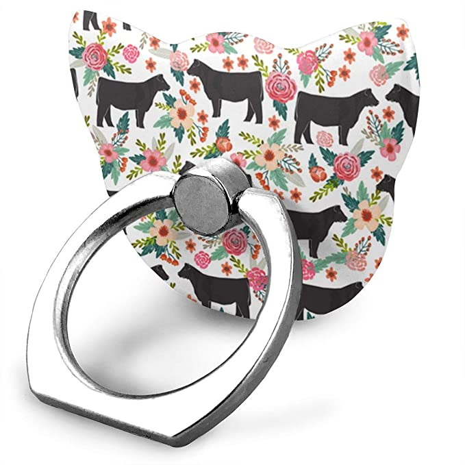 Amazon.com: Show Steer Cattle Farm Sanctuary Phone Ring ...