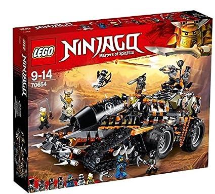 Amazoncom Lego 2018 New Ninjago Dieselnaut 70654 Toys Games