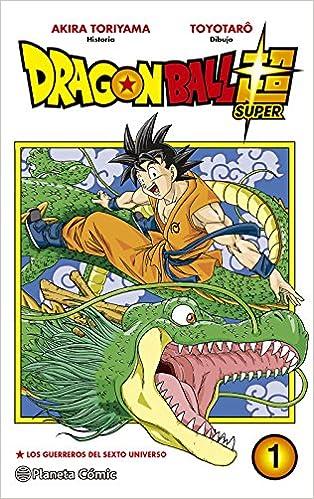 Dragon Ball Super Nº 01 por Daruma epub