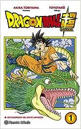 Dragon Ball Super nº 01 (Manga Shonen): Amazon.es