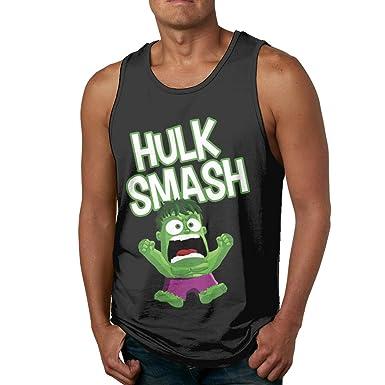 Sporsy Camisetas y Tops Hombre Polos y Camisas,Inside out Hulk ...