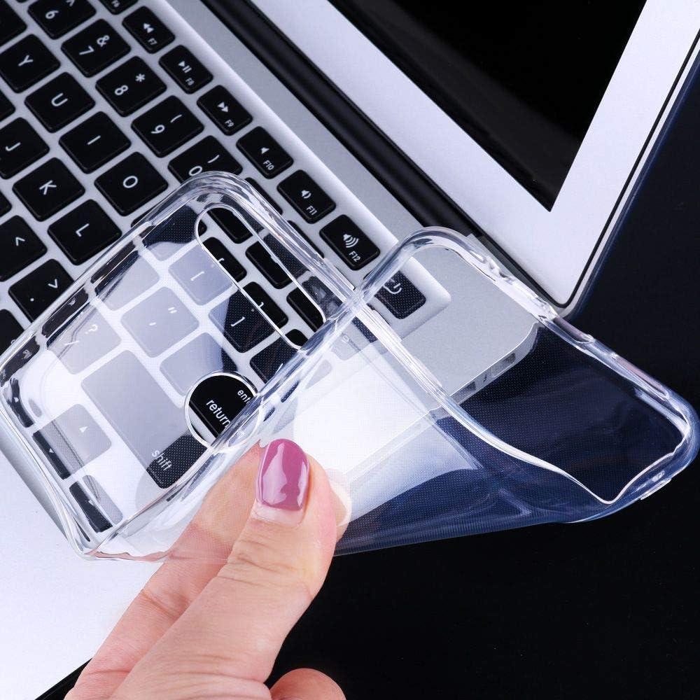 2 Pack Verre Tremp/é XY23 Film Protecteur /écran pour BLACKVIEW A80 Pro Transparent Housse de Protection Etui Silicone Cover TPU Case Shell 6.49 WenJie Coque pour BLACKVIEW A80 Pro