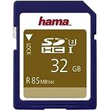 Hama Class 10 SDHC 32GB Speicherkarte (UHS-I, 85Mbps)