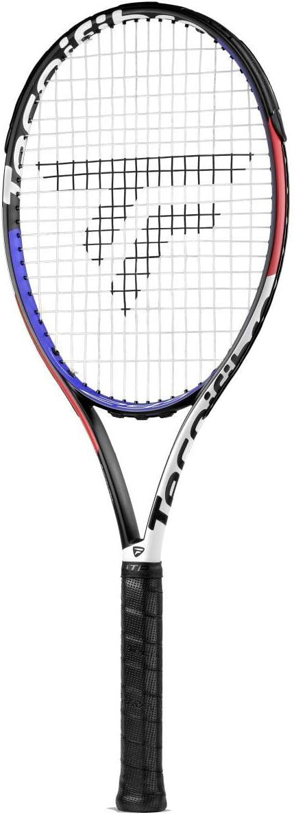 Tecnifibre T- Fight 295 XT - Raqueta de Tenis para Adulto, Unisex, Color Negro