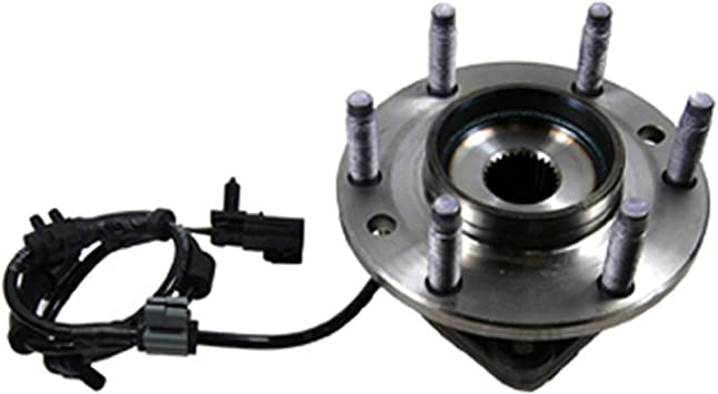 Centric 402.67020E Standard Axle Bearing and Hub Assembly