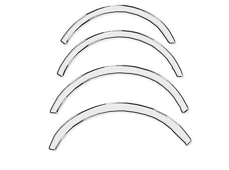 R.S.N. 971 cromo, rueda arcos, Fender tapacubos extensiones, para óxido