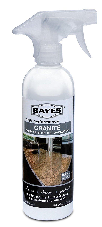 Bayes Premium Granite Countertop Rejuvenator, 16-Ounce Bottles (Pack of 6)