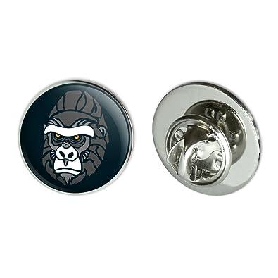Amazon.com: Gorila cara Pin de metal 0.75
