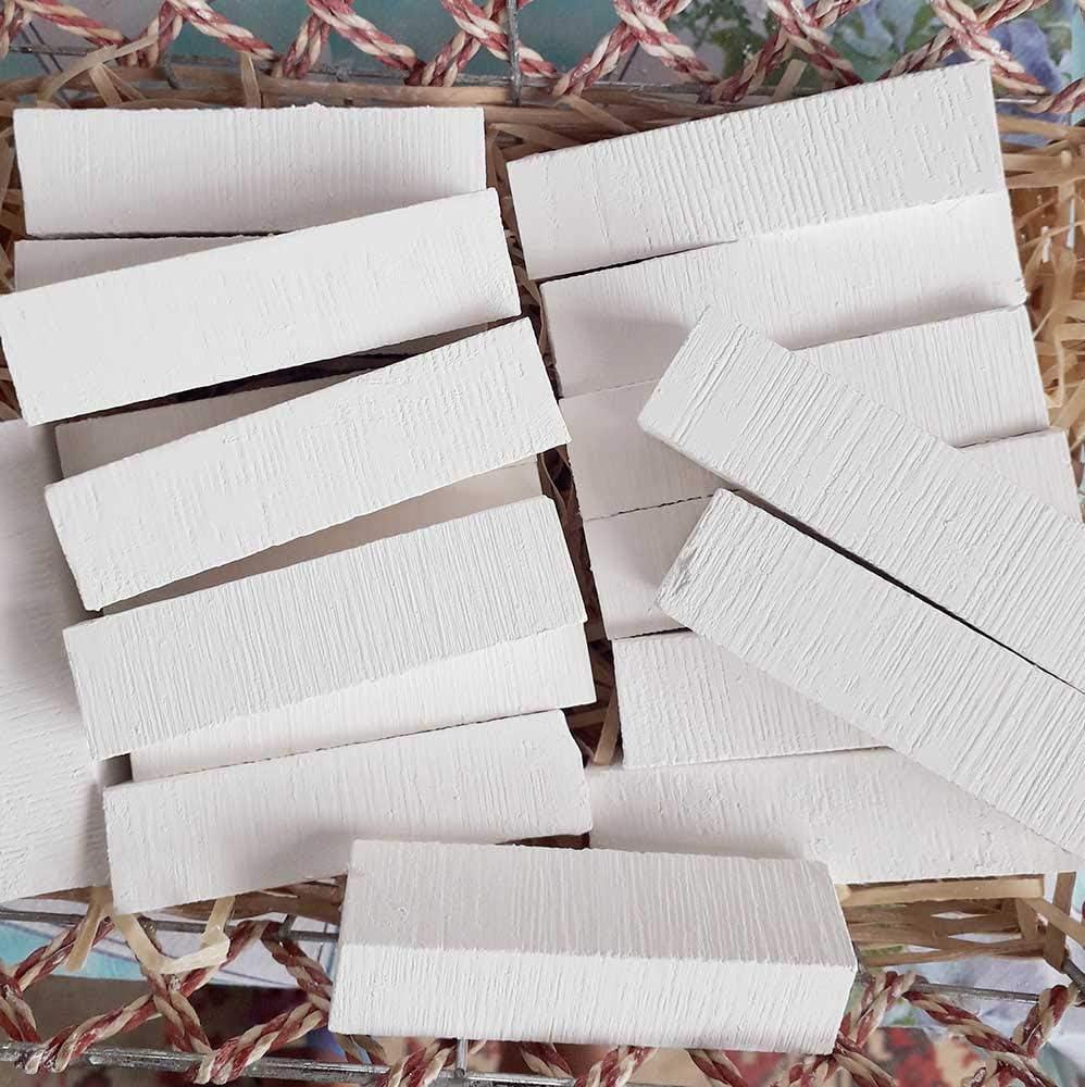 Svyatogorsky Sawn Chalk 1 Chalk Edible Eating Chalk for Food Natural Chalk Lb, 450 gr.