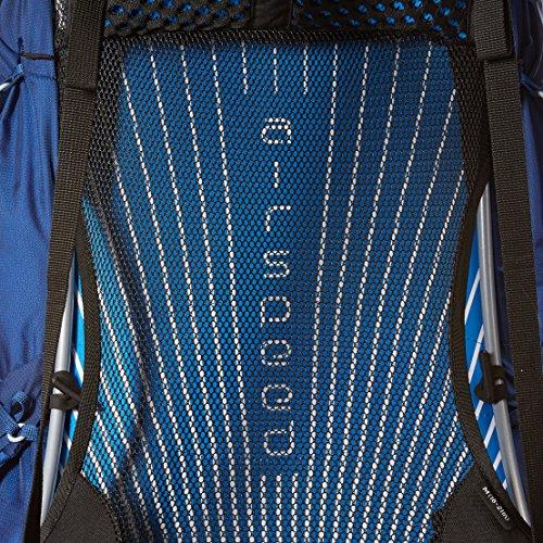 Osprey Mochilas de marcha Exos 58 Exoform Blau
