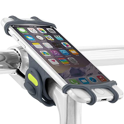 Bicycle Phone Mount >> Universal Bike Phone Mount Bicycle Stem Handlebar Cell Phone Holder For Iphone 8 7 6s Plus 5 Se Samsung Galaxy S8 S7 Note 6 4 To 6 Inch Smartphone