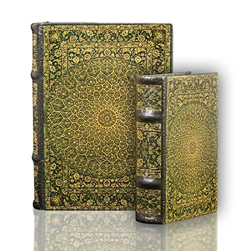 Hypnotizing Elegants - Rose Mandala Art Nouveau Psychedelic Design Book Box Set ()