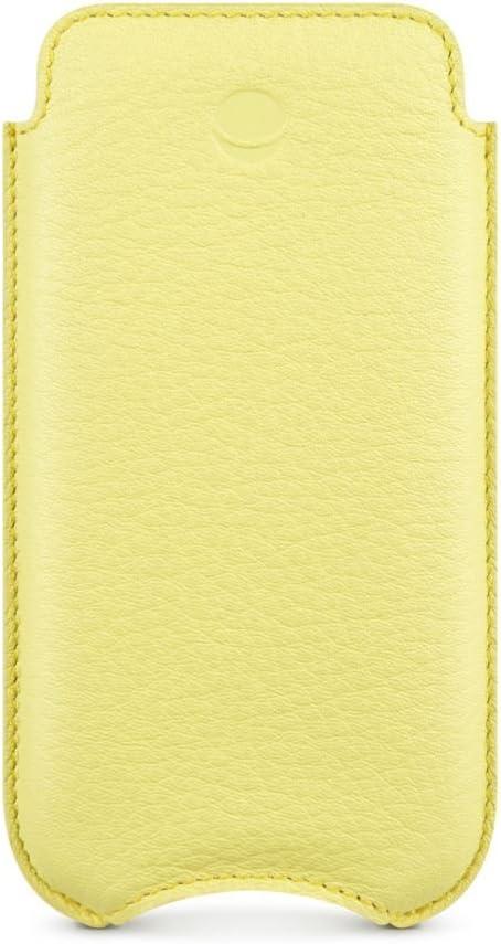 Beyzacases Slimline Classic Case for Apple iPhone 5C - Yellow