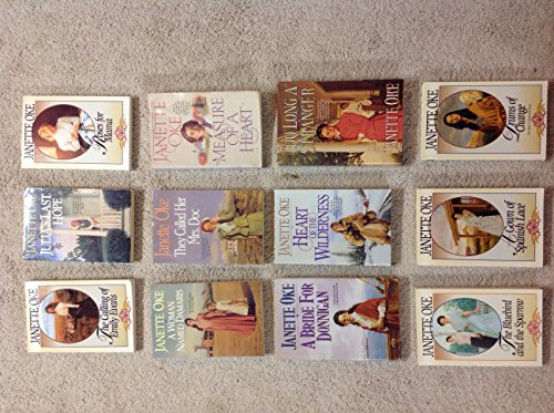 The Women of the West Series Complete 12 Volume Set