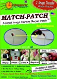 Self-Adhesive Match Patch Image Transfer Repair Patch
