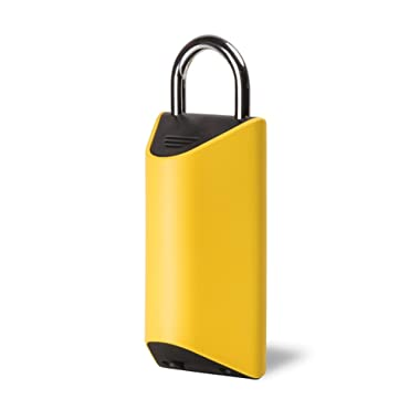 BOXLOCK: As seen on Shark Tank Smart Padlock to Protect Deliveries - Protect Packages from All Major US Carriers