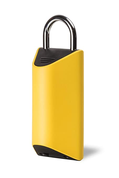 boxlock as seen on shark tank smart padlock to protect deliveries