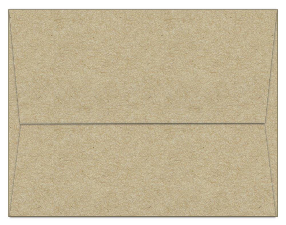 Party Invitations - Woodland Animals Set - 36 Invites - Kraft Envelopes Included