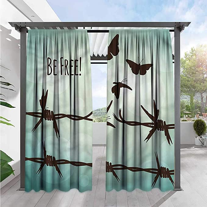 Amazon.com: Barbara - Cortina de ventana para interiores y ...