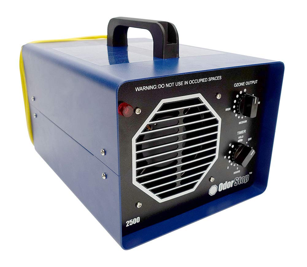 OdorStop Professional Grade Ozone Generators OS2500