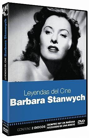 Pack Leyendas Del Cine: Barbara Stanwych Incluye 2 Películas DVD ...