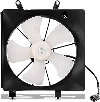 Ventilador de radiador de honda civic