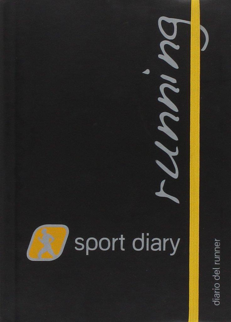 Sport diary running. Diario del runner (Agende): Amazon.es ...