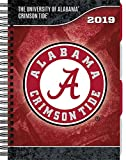 Alabama Crimson Tide 2019 Tabbed Planner
