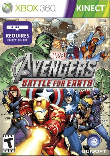 Marvel Avengers: Battle For Earth - Xbox 360 -