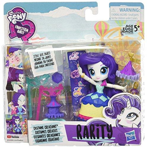 My Little Pony Equestria Girls Rarity Costume Creations ()