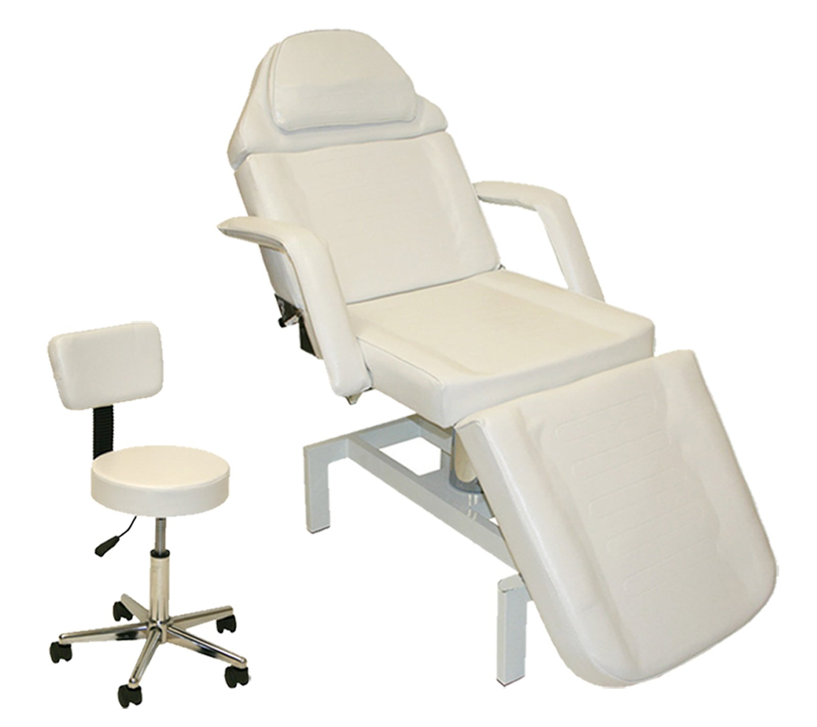LCL Beauty 11 in 1 Multifunction Facial Machine & Fully Adjustable Hydraulic Bed Chair Package by LCL Beauty (Image #3)