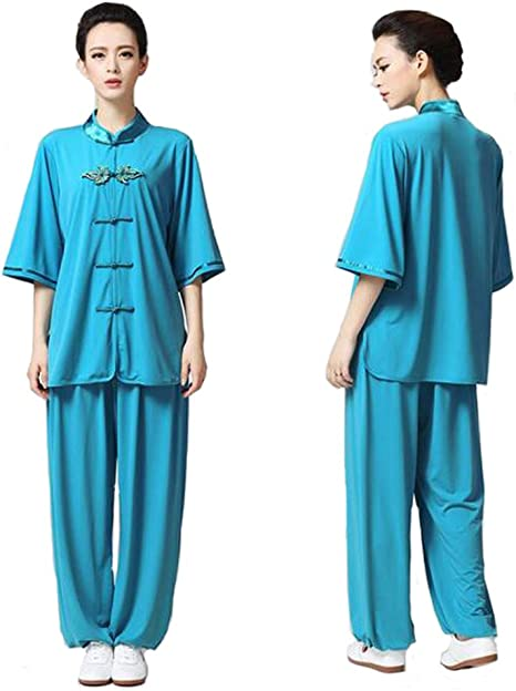 Amazon.com: zooboo ropa Fashion de Tai Chi Uniforme Kung Fu ...