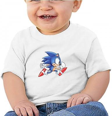 Amazon Com Edwiin Charles Sonic The Hedgehog Children Costume T Shirt For Tourisms Clothing