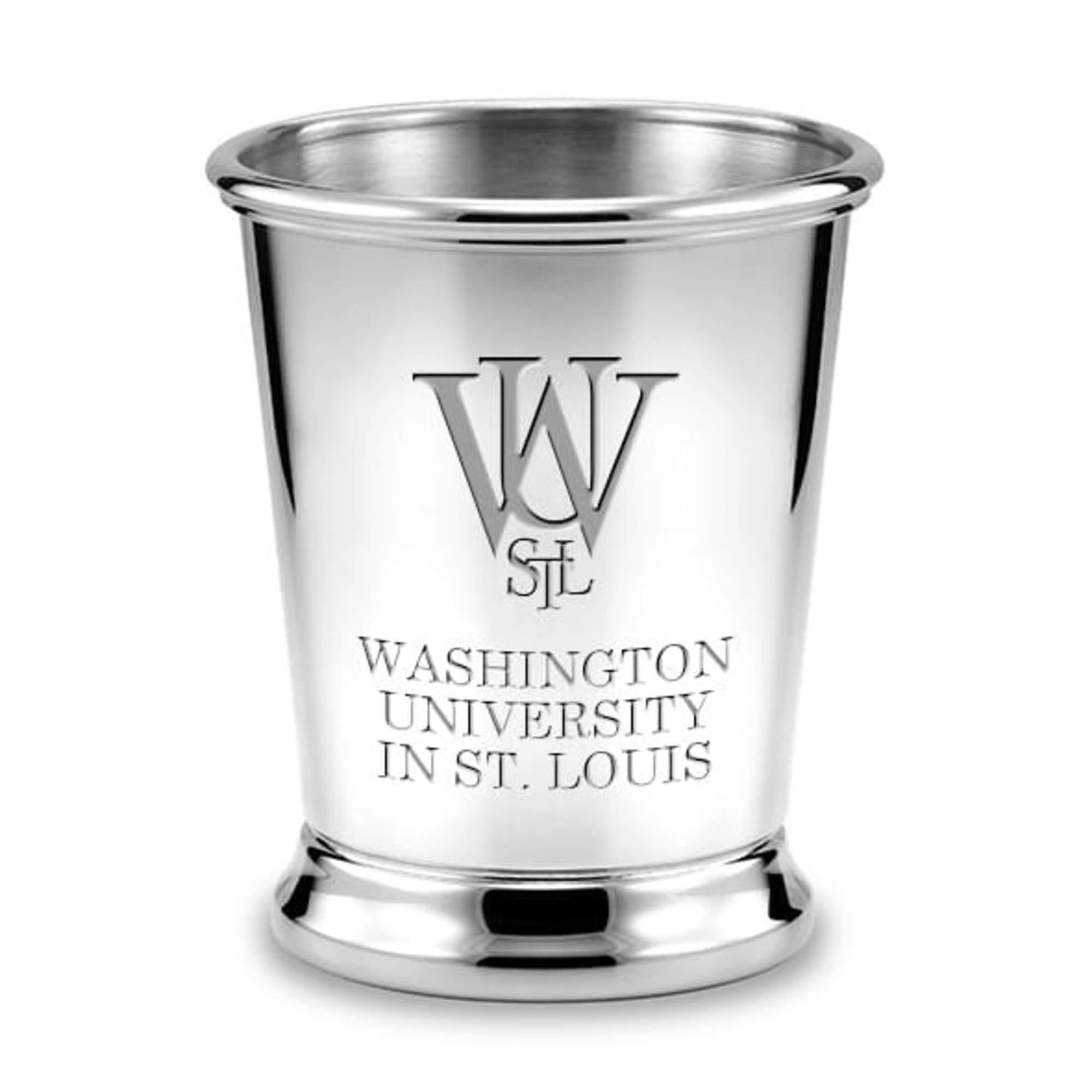 M. LA HART WashU Pewter Julep Cup