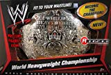 WORLD HEAVYWEIGHT CHAMPIONSHIP WWE MATTEL KID SIZE TOY WRESTLING BELT