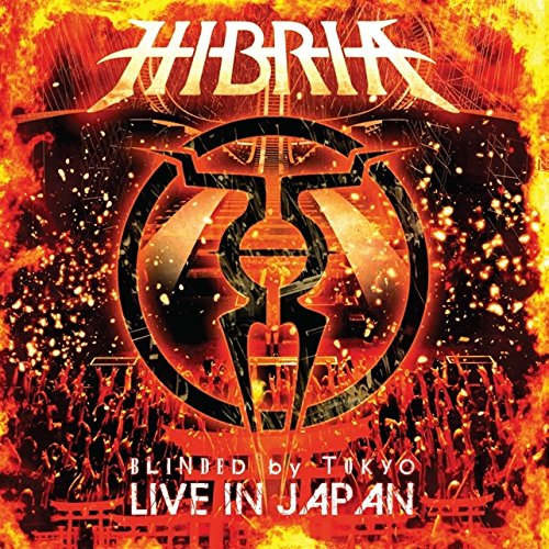 CD : Hibria - Blinded By Tokyo - Live In Japan (With DVD, 2 Disc)