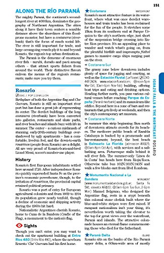 Lonely Planet Argentina (Travel Guide) - 614IOXzX WL