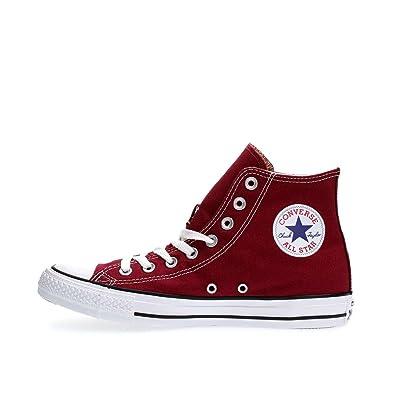 29b68e24315f Converse Unisex-Erwachsene CTAS Seasonal-Hi-Maroon Hohe Sneaker ...