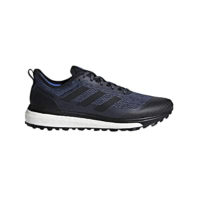 679305b2e Image Unavailable. Image not available for. Color  adidas Response Trail  Steel Black Running Shoes 8