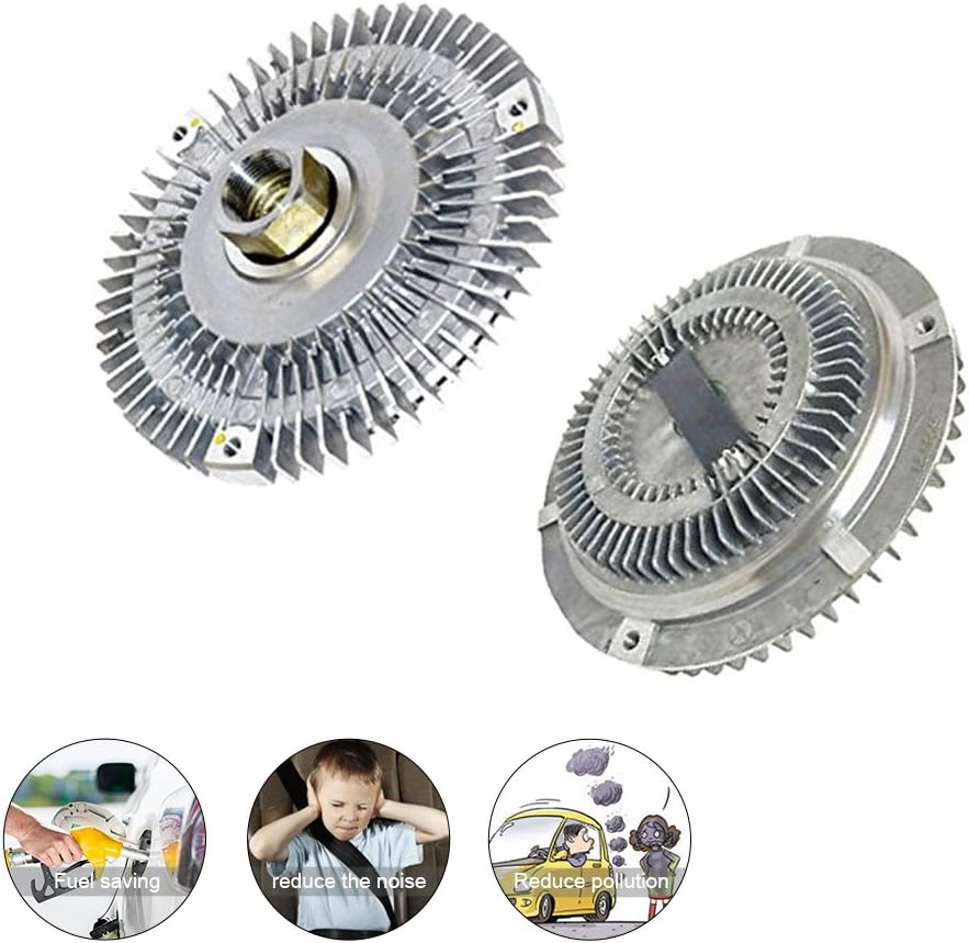 Radiator Cooling Fan Clutch for BMW 3 5 M Z3 E36 E46 E53 E34 Series e39 528i 525i 530i 338 728i 728il x5 328i 325i 323i 320i 520i Fan Clutch 11527505302