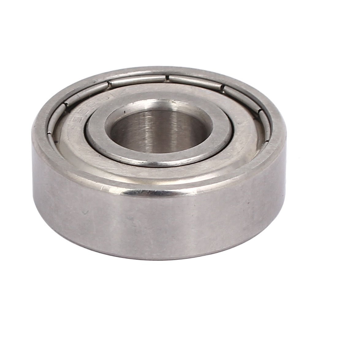 Aexit 6201 32mmx12mmx10mm Radial Ball Bearings Stainless Steel Shielded Deep Groove Ball Deep Groove Ball Bearings Bearing 2pcs