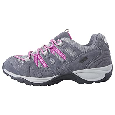 Chaussures Mountain Warehouse grises fille QJ52F