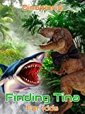 Dino World - Finding Tina - for kids
