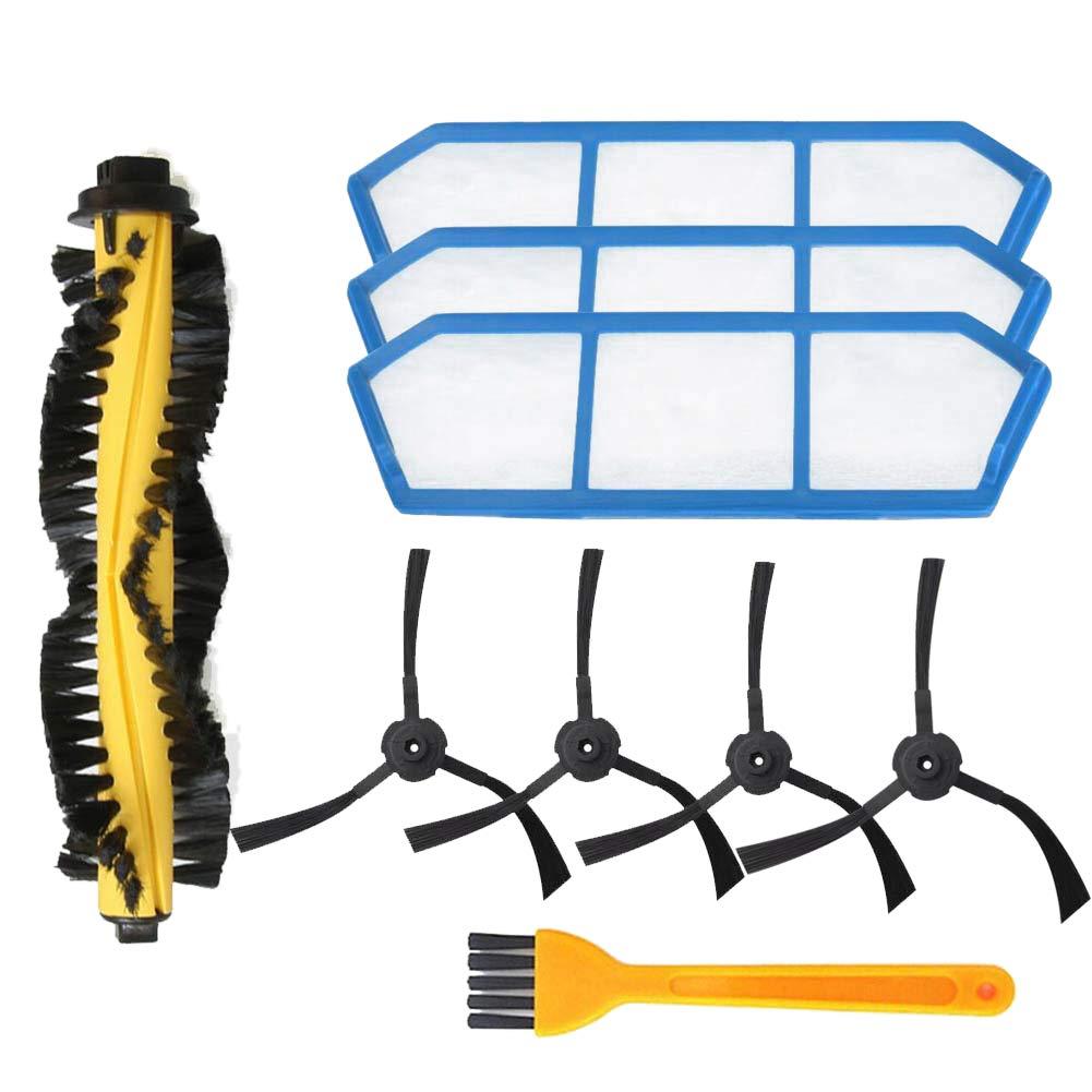 Sothat Kit de Accesorio para Ilife A6 A4 A4S Piezas de Repuesto ...