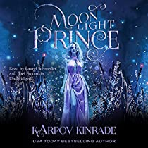 MOONLIGHT PRINCE: VAMPIRE GIRL, BOOK 4