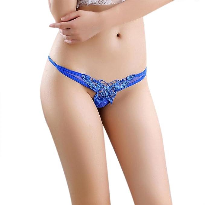 db219d3374 JiaMeng Unterwäsche Frauen Sexy Höschen Modal Höschen Damen Slip G Strings  Unterhose: Amazon.de: Bekleidung