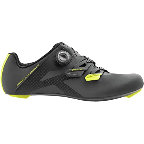 Mavic Cosmic Elite Vision CM - Zapatillas Hombre - Negro Talla del Calzado 46 2/3 2019: Amazon.es: Zapatos y complementos