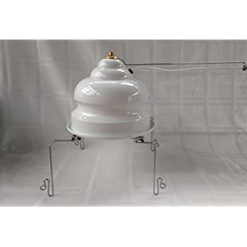 Amazon Com Featherbrite White Capitol Universal Light