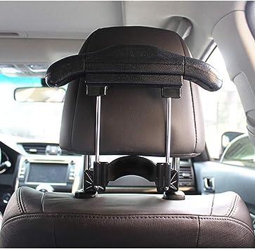 Einstellbare Auto Kopfstütze Kleiderbügel Kleidung Halter Autositz Halter Anzug Jacke Shirt Auto
