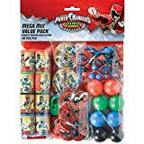 Power Rangers 'Dino Charge' Favor Pack (48pc)